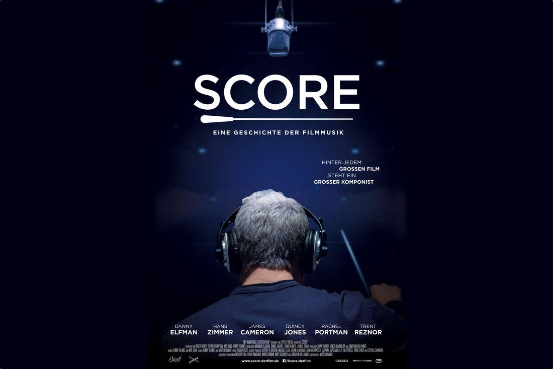 Presse Score das Filmscreening